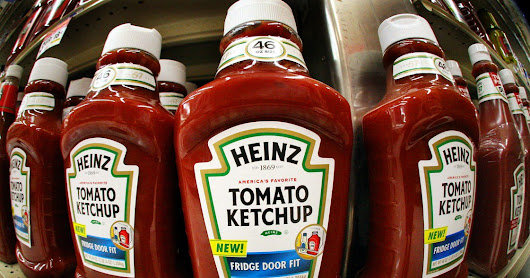 Heinz, Kraft to create world's No. 5 food company
