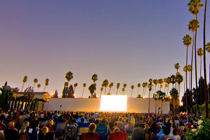 Cinespia Photos - Images of Outdoor Film & Movie Palace Screenings