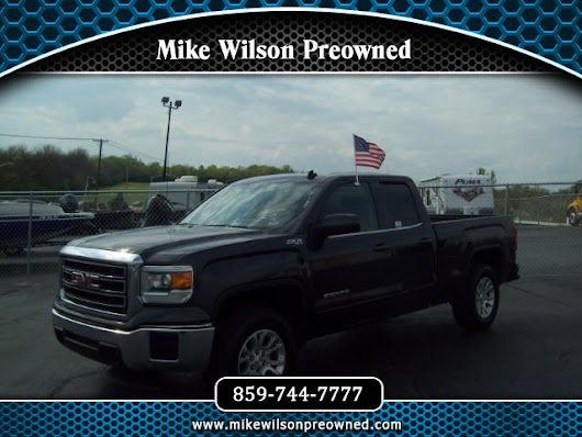 Used 2014 GMC Sierra 1500 SLE Ext. Cab 4WD for Sale in Winchester KY 40391 Mike Wilson Preowned