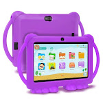 7INCH Kids Tablet 1GB,16GB Quad Core Kids learning tablet Tablet and purple / Spain