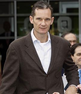 Urdangarín exigió a Telefónica que le pagara un asesor de imagen de medio millón de euros