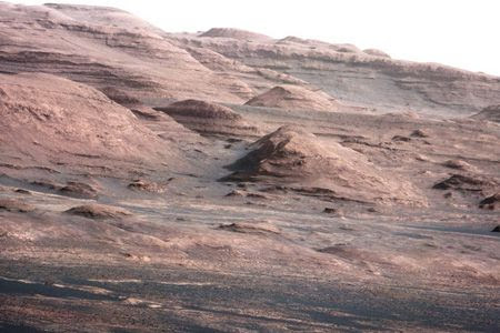 Mars Curiosity : en route pour le Mont Sharp !