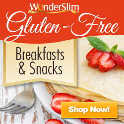 WonderSlim Gluten-Free Breakfasts & Snacks