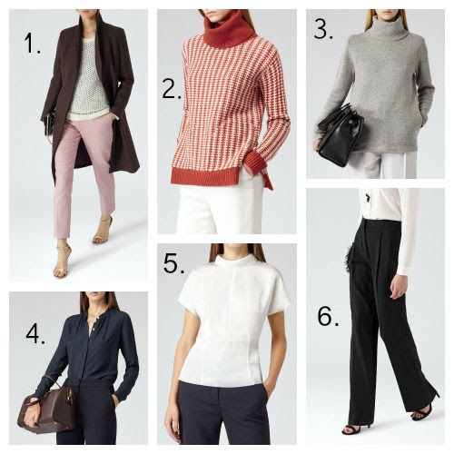 Reiss fall new arrivals - sweaters, trousers, blouses, coats
