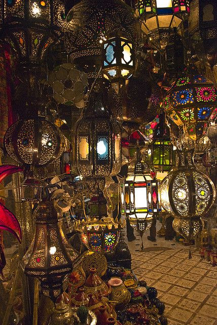 It's a beautiful world - Marrakech, Morocco