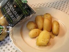 Patate al microonde
