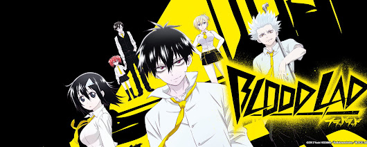 VIZ.com - NEON ALLEY - Blood Lad Streaming Anime Episodes
