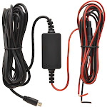 Cobra - Micro USB Hardwire Kit for Most Vehicles - Multi