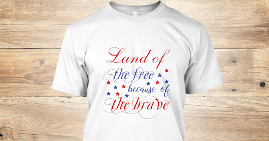 Best Land Of The Free  T-shirt