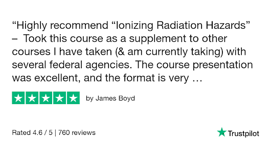 James Boyd gave Compliance Training Online 5 stars. Check out the full review...