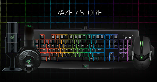 Official Razer Store - Buy Gaming Laptop, Mice, Keyboards, Keypads, Headsets, Mouse Pads - Razer Online Store (United States)