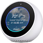 Amazon Echo Spot Smart Home Assistant - White