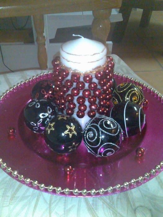 Bolas de Navidad preciosos y abeto de perlas y cuentas (46) (525x700, 315kb)
