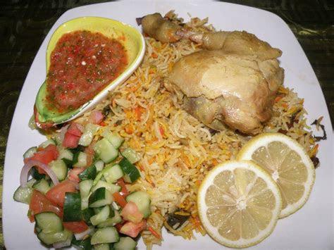 rahsia pohon cemara  masak nasi arab chicken mandy