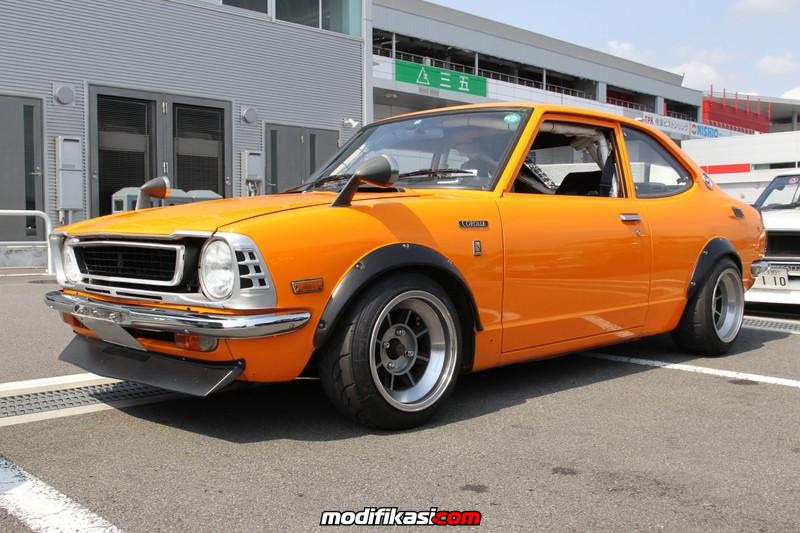 95 Modifikasi Mobil Corolla 78 Terbaik