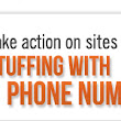 Matt Cutts on Keyword Stuffing with Phone Numbers