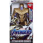 Marvel Avengers Endgame Titan Hero Series Deluxe Movie Thanos Action Figure
