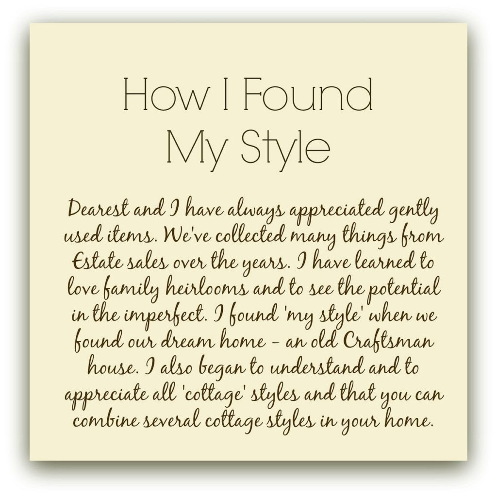 From My Front Porch To Yours-How I Found My Style Sundays- A Delightsome Life
