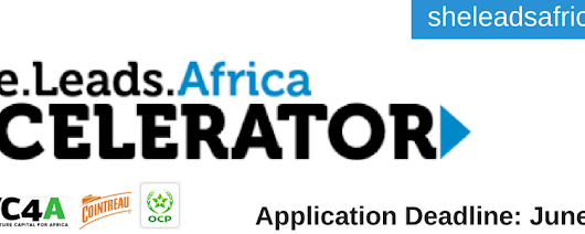 She Leads Africa Accelerator Info Sessions