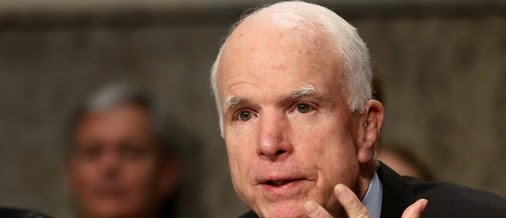 John McCain should get out of the Republican Party.