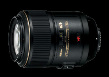 Nikkor AF-S VR Micro-Nikkor 105mm f/2.8G with Nikon Clear NC Glass Filter for lens protection