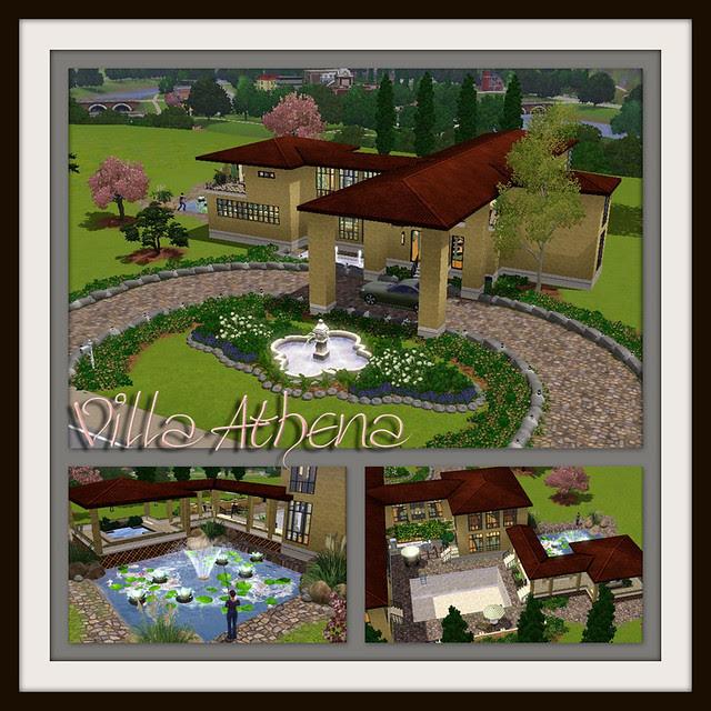 Villa Athena Covershot