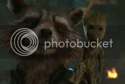 Rockett et Bébé Groot dans le nouveau trailer des gardiens de la galaxie vol. 2