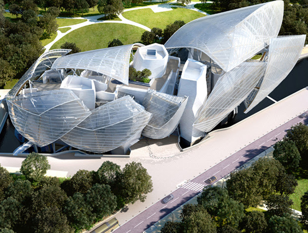 Gehryu0027s Fondation Louis Vuitton to open next year  Architecture