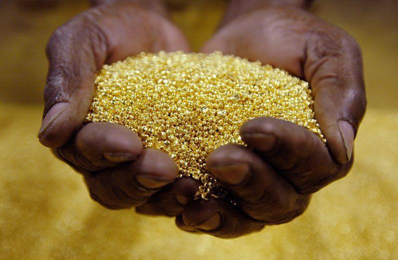 Tienes Oro En Tus Manos
