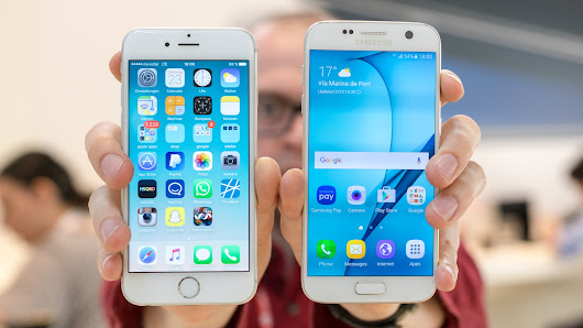Do You Want To Explore Further Capabilities of iPhone 6 and Samsung Galaxy S7? - Classi Blogger