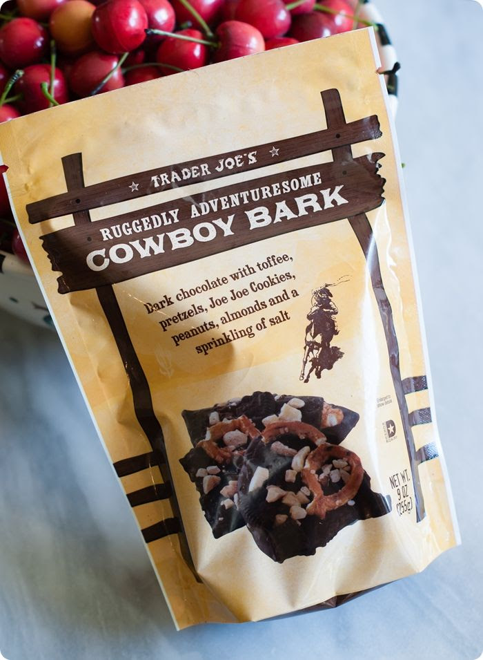 trader joe's cowboy bark review