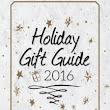 YGY Holiday Gift Guide 2016