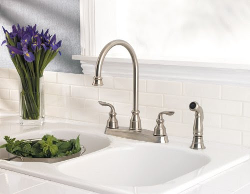 Review Pfister Avalon High Arc Kitchen Faucet Kitchen Faucet