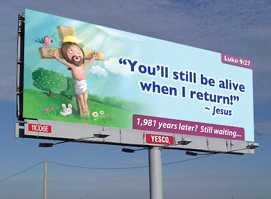 These Cleverly-Designed Billboards Would Preach the Bible Right Back at Christians
