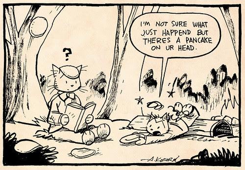 Laugh-Out-Loud Cats #1894 by Ape Lad