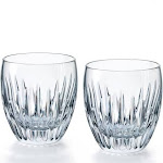Baccarat Massena Set of 2 Tumblers