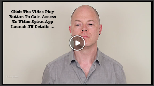 Anthony Aires + Pat Flanagan – Video Spinn Launch Affiliate Program JV Invite, More. | JVNotifyPro JV (Joint Venture) Blog