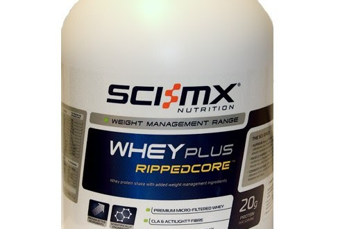 Sci-MX Nutrition Whey Plus Rippedcore Review