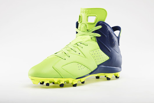 Thomas to Rock Jordan VI SB Cleats