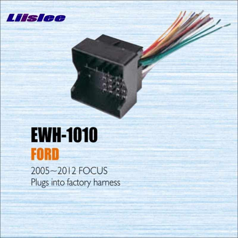 Ford Factory Stereo Wiring Harnes
