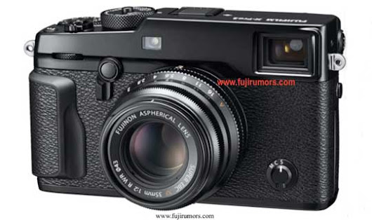 Fujifilm X Pro 2 in Smaller size and new System Control: Leaked