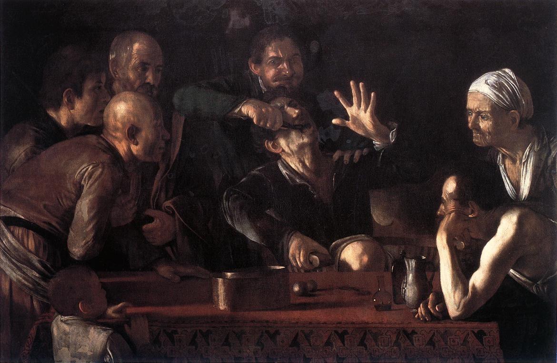 Caravaggio (1571-1610) (Foto: Wikimedia Commons)