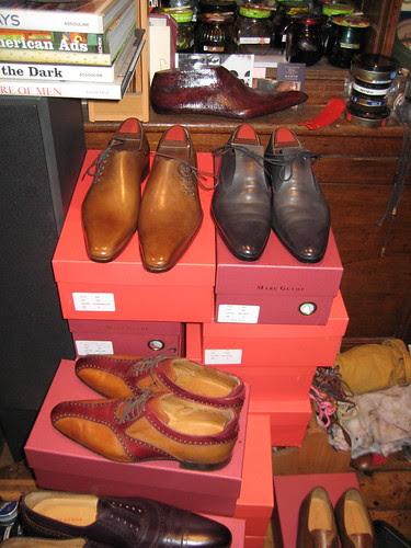 Marc Guyot shoes