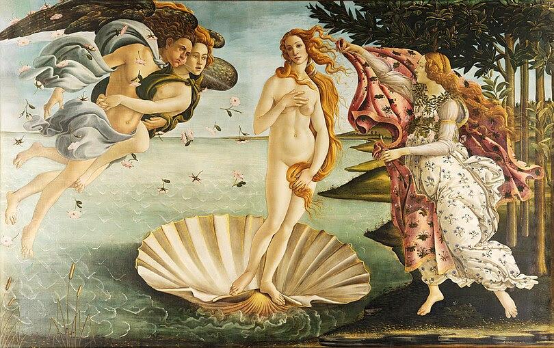 Sandro Botticelli - La nascita di Venere - Google Art Project - edited.jpg