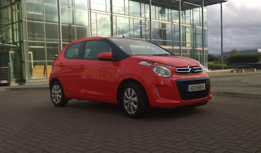 Citroen C1 Review | Test Drives | atTheLights.com