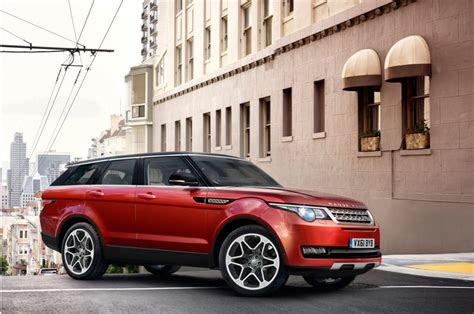 land rover range rover evoque design engine