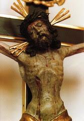 Miraculous Crucifix Kirchberg Switzerland