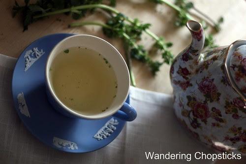 Stinging Nettle Tea 2