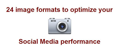 24 image formats to optimize your Social Media performance | Simone Philipp Management