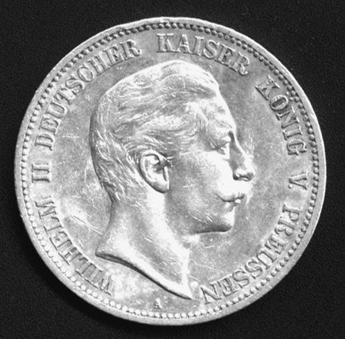 Wilhelm II, German Emperor, King of Prussia